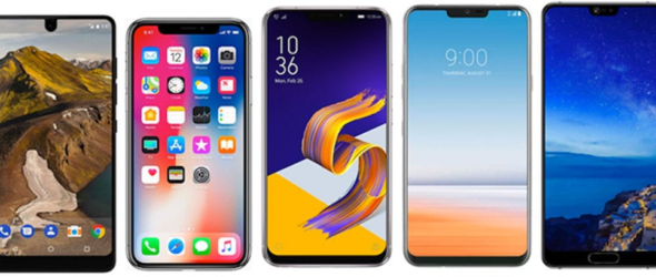 ¿Qué es el notch en los smartphones?